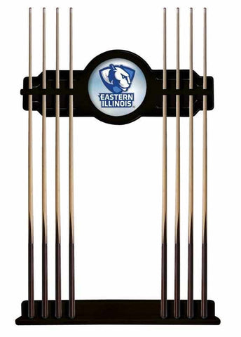 Image of Eastern Illinois Cue Rack in Black Finish