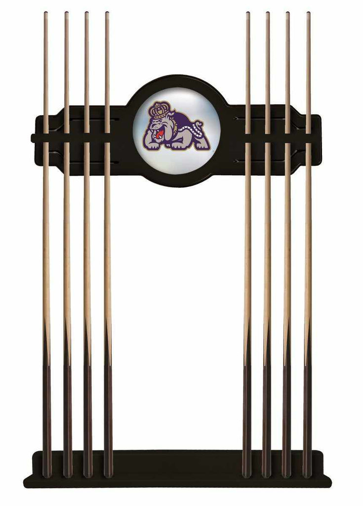 James Madison Cue Rack in Black Finish