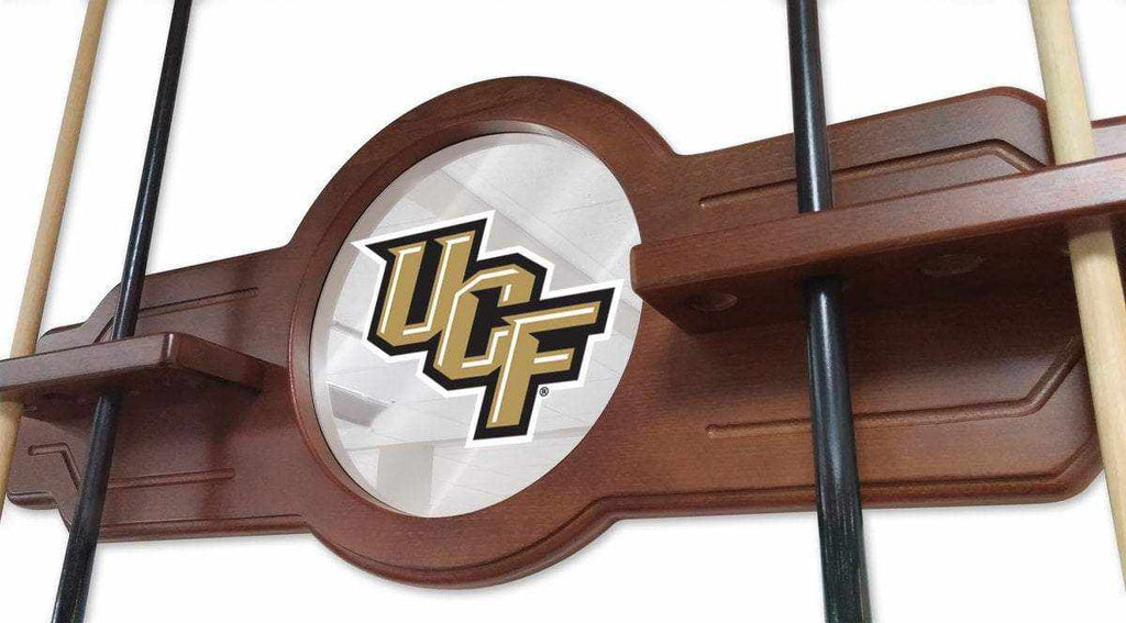 Central Florida Cue Rack in Black Finish