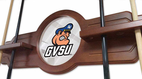 Image of Grand Valley State Cue Rack in Black Finish