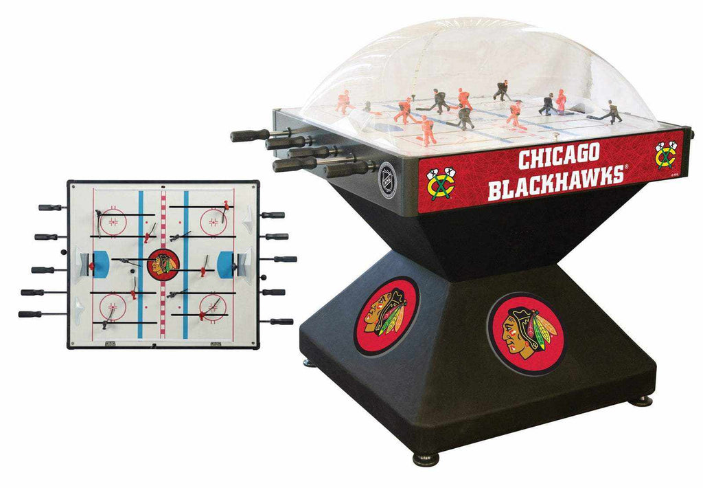Chicago Blackhawks Dome Hockey (Deluxe)