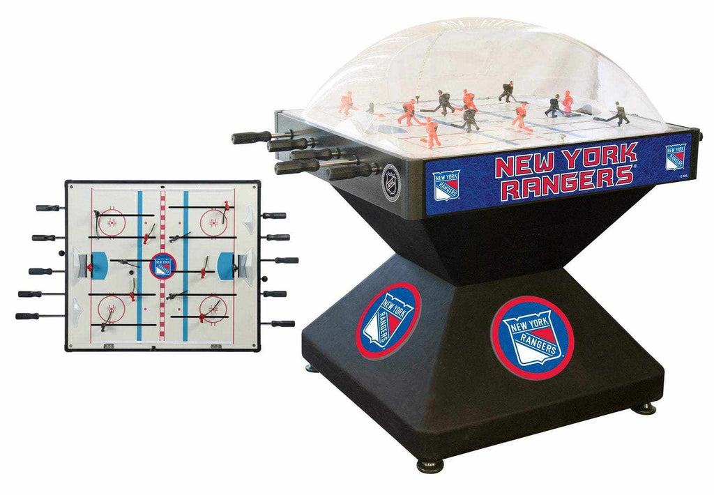 New York Rangers Dome Hockey (Deluxe)