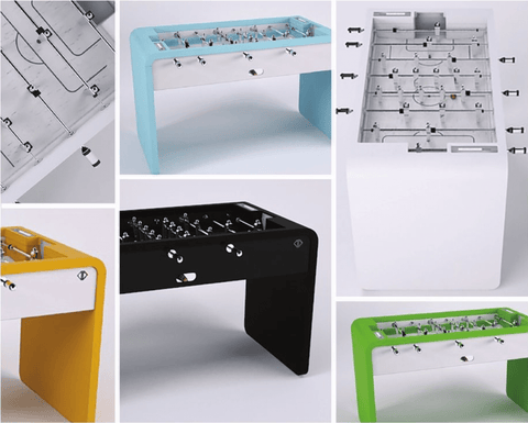 T22 Foosball - Modern Collection - Debuchy by Toulet
