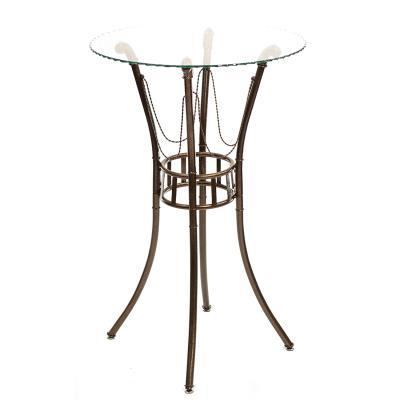 Image of Home Source 3pc Bistro Bar Set ITALIAN BISTRO