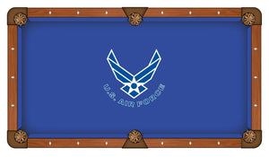 U.S. Air Force Pool Table Cloth