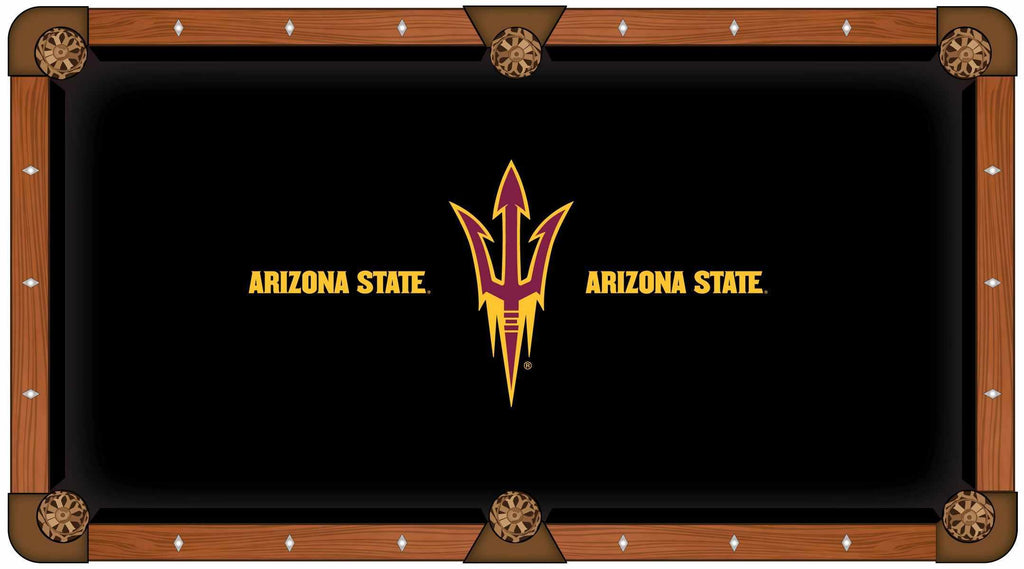 Arizona State (Pitchfork) 8' Pool Table