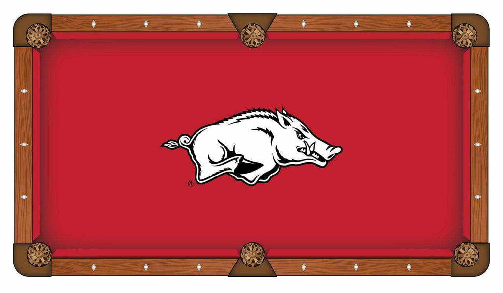 Arkansas 8' Pool Table