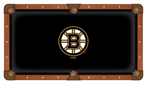 Image of Boston Bruins 8' Pool Table