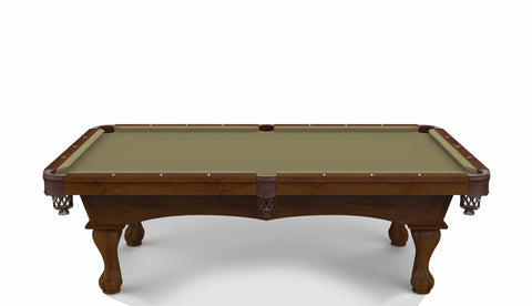 Image of Hainsworth Classic Series - Khaki Pool Table Cloth