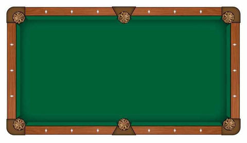 Image of Hainsworth Classic Series - Tournament Green Pool Table Cloth