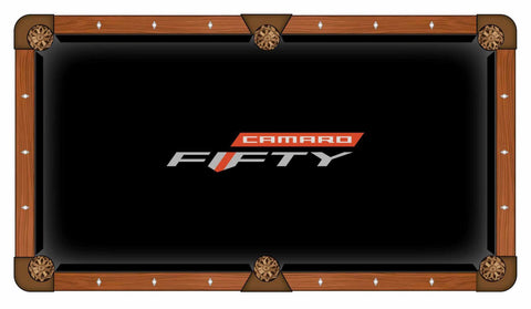 Image of Camaro - 50th Anniversary 8' Pool Table