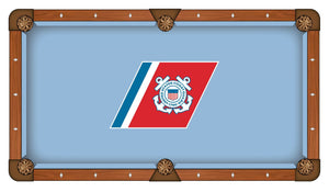 U.S. Coast Guard Pool Table Cloth