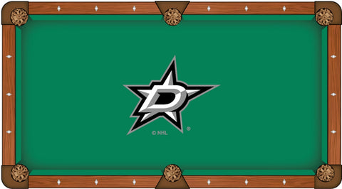 Dallas Stars Pool Table Cloth