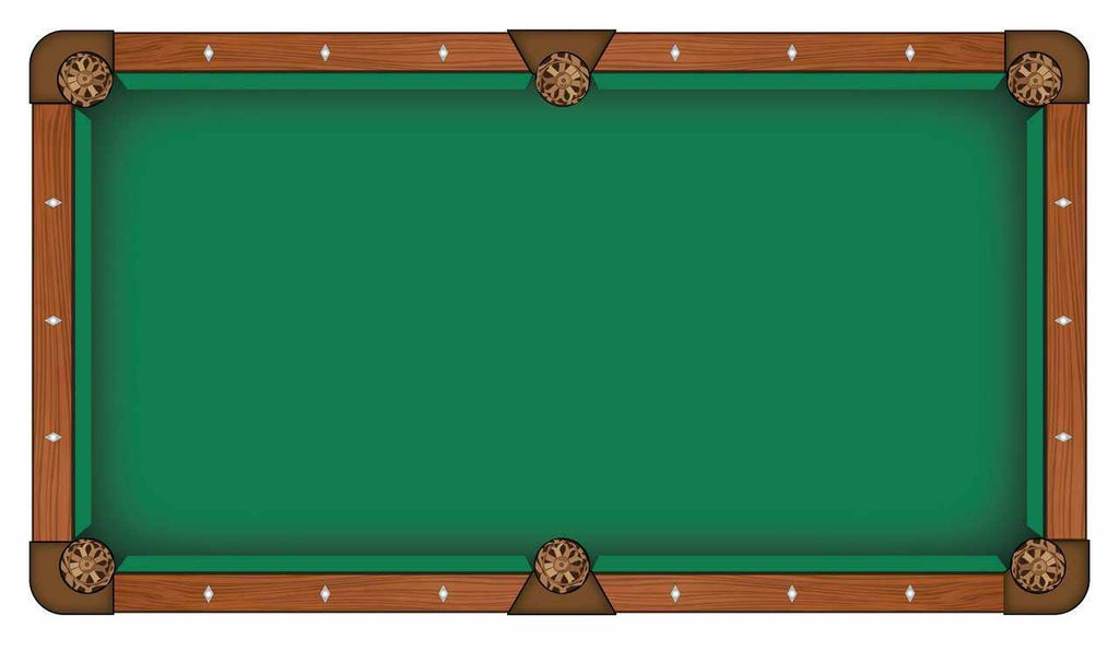 Hainsworth Elite Pro - Dark Green Pool Table Cloth
