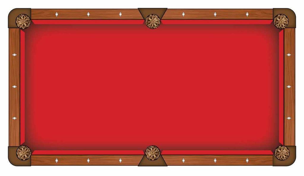 Hainsworth Elite Pro - Red Pool Table Cloth