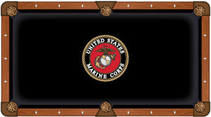 U.S. Marines Pool Table Cloth