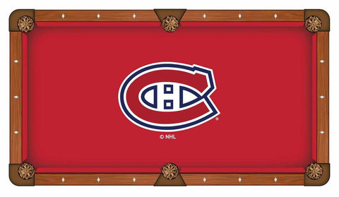 Image of Montreal Canadiens 8' Pool Table