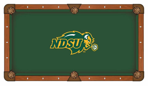 Image of North Dakota State 8' Pool Table