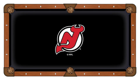 New Jersey Devils Pool Table Cloth