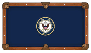 U.S. Navy Pool Table Cloth