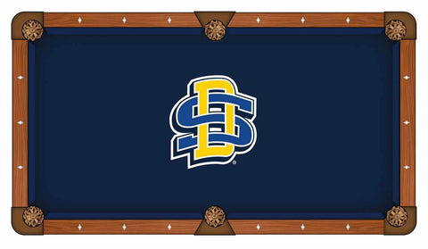 Image of South Dakota State 8' Pool Table