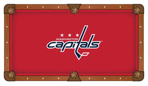 Washington Capitals Pool Table Cloth