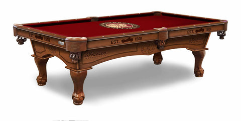 Image of Indian Motorcycle 8' Pool Table