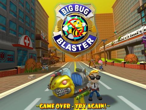 Image of Big Bug Blaster