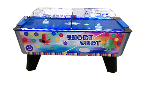 Dynamo Short Shot Home Air Hockey Table