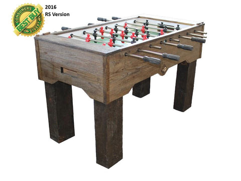 Sure Shot RL Foosball Table