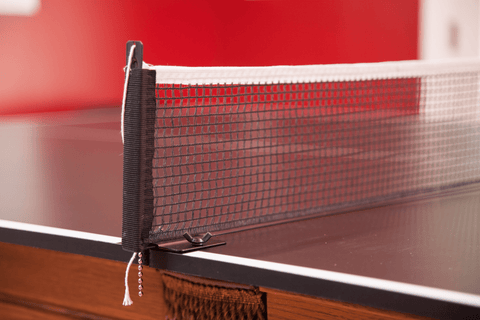 Image of JOOLA Conversion Table Tennis Top with Net Set and Protective Foam Backing (Billiard Cover)