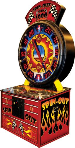 Spin-Out Coastal Amusements