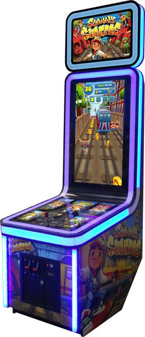 Subway Surfers - Coastal Amusements