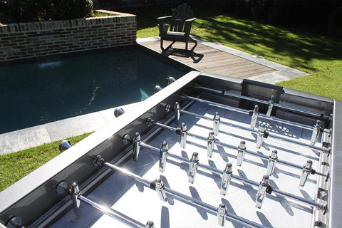 Image of Blackball Outdoor Foosball - Design Collection - Debuchy by Toulet