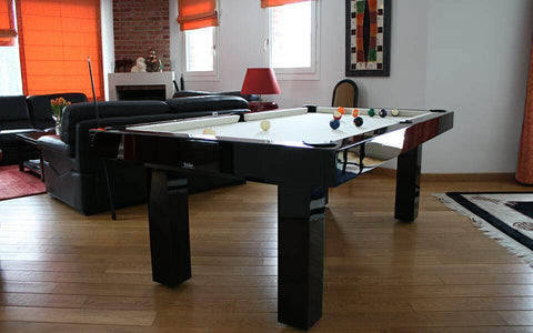 Purity Pool Table - Contemporary Collection - Billards Toulet