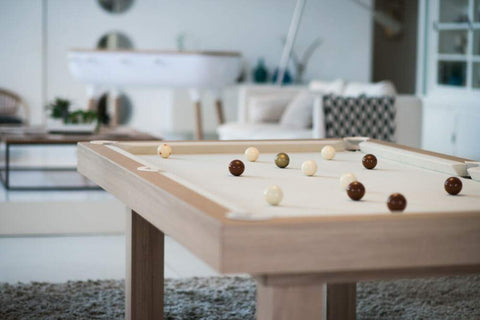 Image of Purity Pool Table - Contemporary Collection - Billards Toulet