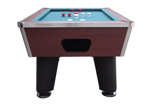 "BERNER BILLIARDS ""THE BRICKELL"" PRO SLATE BUMPER POOL TABLE"