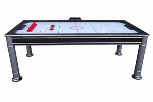 Berner Billiards The Cosmopolitan 7 foot Air Hockey