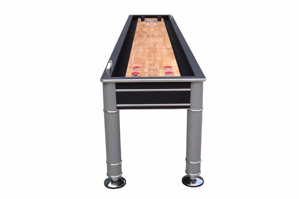 Berner Billiards The Cosmopolitan 9 foot Shuffleboard Table
