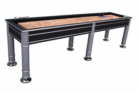 Image of Berner Billiards The Cosmopolitan 9 foot Shuffleboard Table