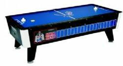 GREAT AMERICAN 8' FACE OFF POWER AIR HOCKEY (NON-ELECTRONIC SCORING)