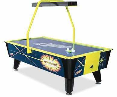 8 foot Hot Flash Air Hockey