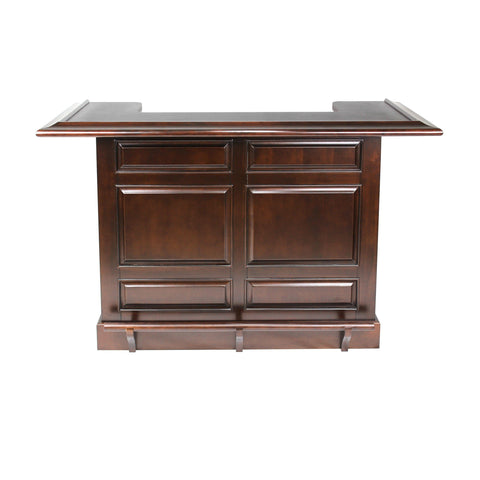 Image of IMPERIAL BAR, ANTIQUE WALNUT
