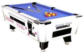 GREAT AMERICAN KIDDIE NON-COIN POOL TABLE