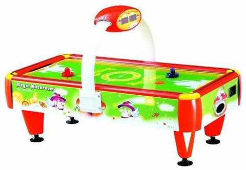 Berner Billiards 6 foot Magic Mushroom Air Hockey