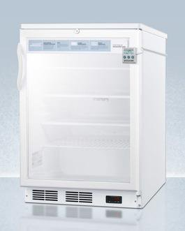 Image of Summit SCR600LBIPLUS2 Medical Refrigerator