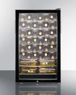 Summit SWC525L7 Commercial Wine Cooler
