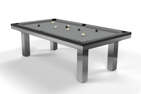 Full Loft Pool Table - Design Collection - Billards Toulet