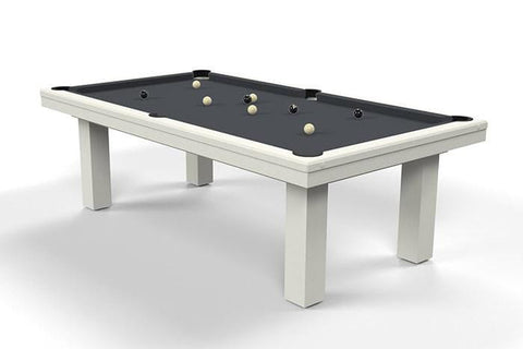 Image of Leather Pool Table - Contemporary Collection - Billards Toulet
