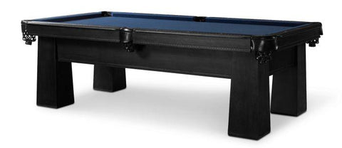 Carnegie 8' Pool Table with Drawer